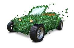 samochód zieleń Fotografia Royalty Free