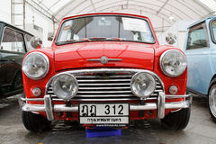 samochodów bednarza mk1 morris rocznik Zdjęcie Royalty Free