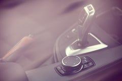 Samochodów guzików szczegół Fotografia Stock