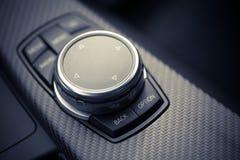 Samochodów guzików szczegół Obraz Stock