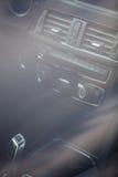 Samochodów guzików szczegół Zdjęcie Royalty Free