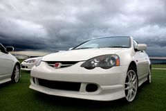 samochodów japończyka sporty Fotografia Stock