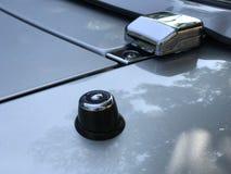 Samochodowa antena Fotografia Royalty Free