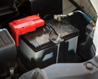 Samochodowa bateria zdjęcie stock
