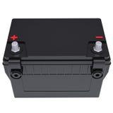 Samochodowa bateria royalty ilustracja
