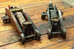 samochodowa dźwigarka Fotografia Stock