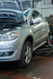 Samochodowa inspekcja Zdjęcia Royalty Free