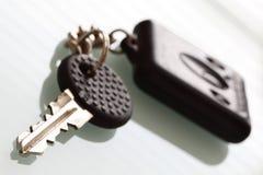 samochodowa kontrolnego klucza pilota błyskotka Zdjęcia Stock
