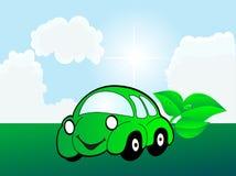 samochodowa kreskówka Obraz Royalty Free
