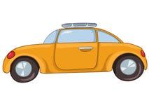 samochodowa kreskówka Zdjęcia Stock