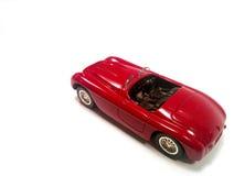 samochodowa luksusowa czerwień Zdjęcia Royalty Free