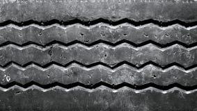 samochodowa opona używać Fotografia Stock