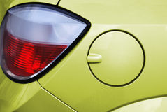 samochodowa pokrywkowa benzyna Zdjęcia Stock