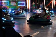 Samochodowa przejażdżki zabawa Obraz Stock