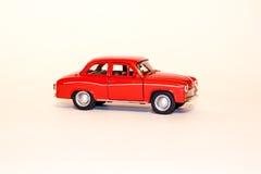samochodowa retro zabawka Obrazy Stock