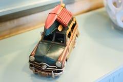 samochodowa retro zabawka Obraz Stock
