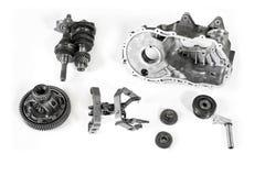 Samochodowe gearbox części Zdjęcie Stock