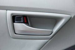 Samochodowego drzwi połączenie Fotografia Royalty Free