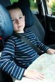 samochodowego dziecka zbawczy siedzenie obraz royalty free