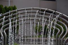 Samochodowego obmycia fontanna w Portland, Oregon: Wizerunek 2 obrazy royalty free