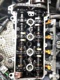 Samochodowego silnika silnika bloku naprawa Obraz Stock
