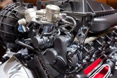 samochodowego silnika nowatorski możny Zdjęcie Royalty Free