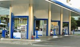 samochodowej karmy benzynowa stacja twój Zdjęcia Royalty Free