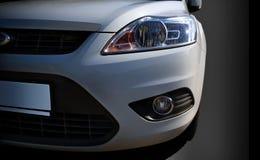 samochodowi headlamps Obrazy Stock