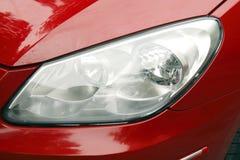 samochodowi headlamps obraz stock