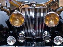 Samochodowi klasyczni roczników sporty Obraz Royalty Free