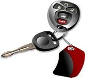 samochodowi klucze Zdjęcie Royalty Free