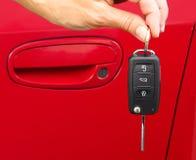 Samochodowi klucze. Zdjęcia Royalty Free