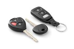 Samochodowi klucze Obrazy Royalty Free