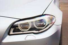 Samochodowi reflektory Luksusowi reflektory zdjęcia stock
