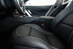 Samochodowi siedzenia Zdjęcie Royalty Free