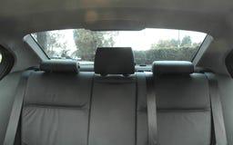 samochodowi siedzenia zdjęcie stock