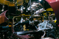 Samochodowi składniki Obraz Stock