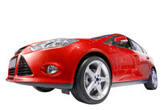 samochodowi sporty Obraz Stock