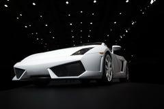 samochodowi sporty Obrazy Royalty Free