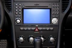 samochodowi wnętrza Zdjęcia Stock