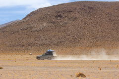 Samochodowy Atacama bolÃvia Fotografia Stock