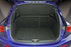 Samochodowy bagażnik zdjęcie stock