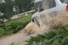 Samochodowy bieg Fotografia Stock