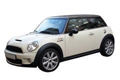samochodowy biel obrazy royalty free