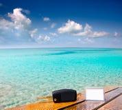 samochodowy Caribbean kluczy wynajem wakacje Zdjęcia Stock