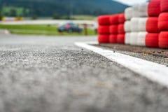 Samochodowy centrum szkoleniowe Fotografia Royalty Free