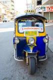 samochodowy chiangmai hulajnoga tuk Zdjęcie Stock