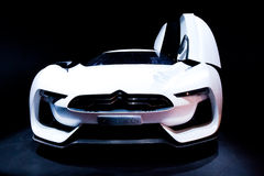 samochodowy Citroen bawi się biel Obraz Royalty Free