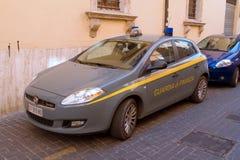 samochodowy Di Finanza Guarda Zdjęcie Stock