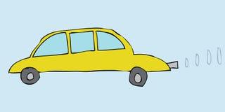samochodowy eco Zdjęcia Royalty Free